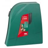 Verkko- ja akkukäyttöinen sähköpaimen AKO Duo Power X4000 (12V/230V)