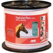 Elektrikarjuse taralint AKO TopLine Plus 40 mm/200 m