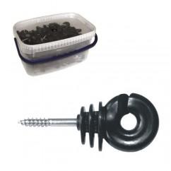 Rengaseristin STRONG pakkauksessa 150 kpl+avain ruuvataville eristimille