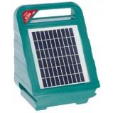 Verkko- ja akkukäyttöinen sähköpaimen AKO SunPower S 250 (12V)