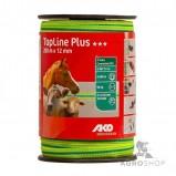 Sähköpaimenen aitanauha TopLine Plus 12 mm / 200 m