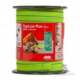 Sähköpaimenen aitanauha  TopLine Plus 30 mm / 200 m