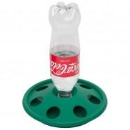 Juomapulloon kiinnitettävä juoma-automaatti