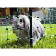 Sähköistettävä verkko RabbitNet 0,65x50m kanille